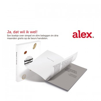 Alex. Reclamemiddelen