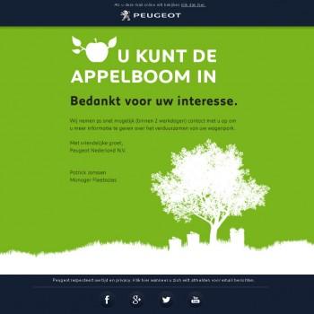 Peugeot Appelboom