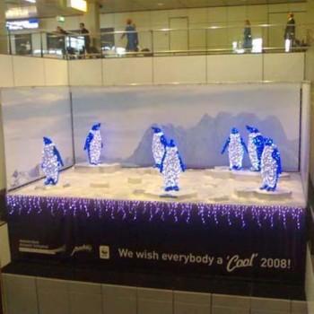 Schiphol Christmas Settings